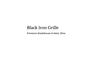$50 Worth of Vouchers for $25 to Black Iron Grille