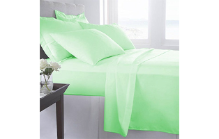 Microfiber Luxury Home Ultra Soft Sheet Set (6-Piece) - $29.99 with FREE Shipping!