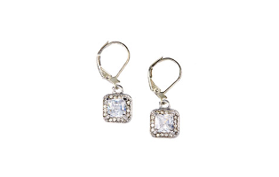 Ever After Crystal Earring - $11 with FREE Shipping!