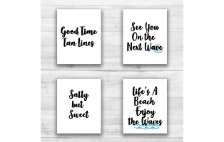 Beach Wall Prints - 8