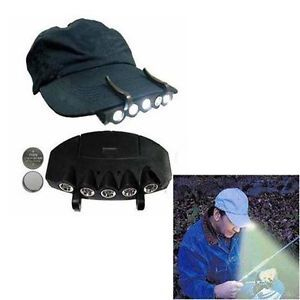 Under the Brim LED Hat Light - $9 with FREE Shipping!